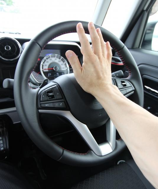 ホーン(クラクション)で車検に落とされることがある?実は重要な部品でもあるのです
