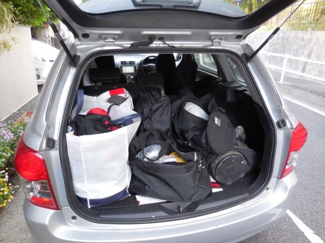 車検時に「荷物」はどうしたら良いのでしょうか?ちょっとした疑問にお答えします!
