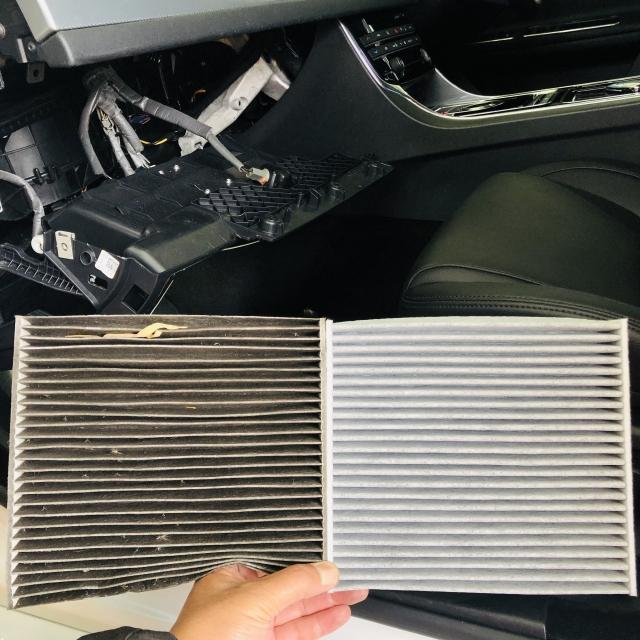エアコンフィルターは車検に関係あるの?交換時期と点検方法もご紹介